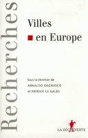 Villes en Europe Pdf/ePub eBook