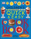 Children s Quick and Easy Cookbook Book
