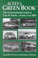 ACEEE s Green Book
