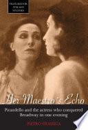 Her Maestro s Echo