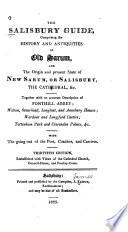 The Salisbury Guide