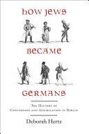 How Jews Became Germans