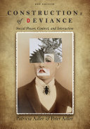 Constructions of Deviance  Social Power  Context  and Interaction Book PDF
