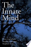 The Innate Mind Book PDF