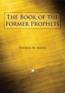 The Book of the Former Prophets Pdf/ePub eBook