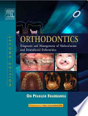 Orthodontics  Diagnosis of and Management of Malocclusion and Dentofacial Deformities Book