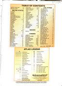 AAA Large Print Road Atlas