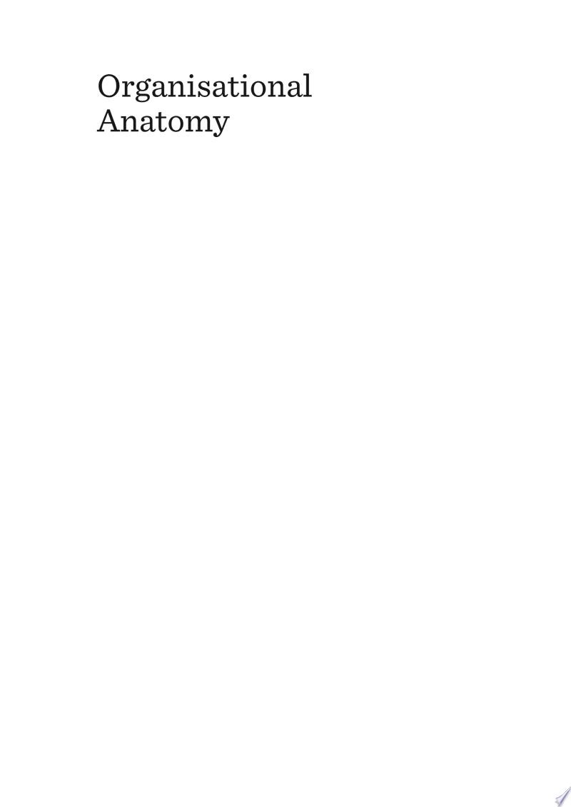 Organisational Anatomy