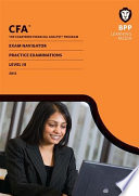 CFA Navigator - Level 3 Mock Examinations