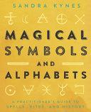 Magical Symbols and Alphabets Pdf/ePub eBook