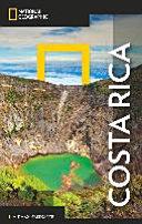 Costa Rica Karte Sehenswurdigkeiten.National Geographic Reisefuhrer Costa Rica Mit Karte