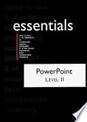 PowerPoint 97 Essentials Level II