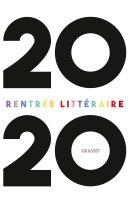 Grasset-Rentrée littéraire 2020