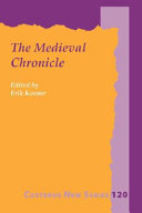 Pdf The Medieval Chronicle Telecharger