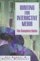 Writing for Interactive Media