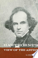 Hawthorne s View of the Artist Book PDF
