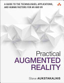 Practical Augmented Reality Book PDF