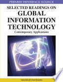 Selected Readings On Global Information Technology Contemporary Applications