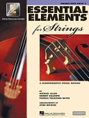Essential Elements 2000 for Strings Book PDF