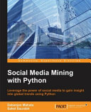 Social Media Mining With Python