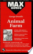 Animal Farm Maxnotes Literature Guides