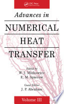 Advances in Numerical Heat Transfer Book