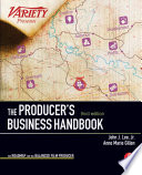 The Producer S Business Handbook Book PDF