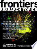 The biology and ecology of ticks shape the potential for the transmission of zoonotic pathogens  Book