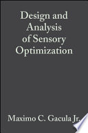 Design and Analysis of Sensory Optimization