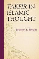 Takfir in Islamic Thought