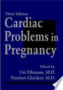 Cardiac Problems In Pregnancy Book PDF