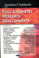 Food Chemistry Research Developments