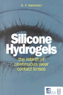 Silicone Hydrogels Book