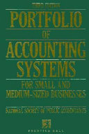 Portfolio of Accounting Systems for Small and Medium sized Businesses