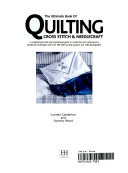 The Ultimate Book of Quilting Cross Stitch   Needlecraft