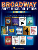 Pdf Broadway Sheet Music Collection: 2010-2017 Telecharger