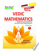 Vedic Mathematics Volume I Multiply the speed and divide the time which result if high Performance by Jyoti Jain  Devanshu Jain