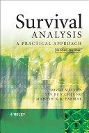 Pdf Survival Analysis
