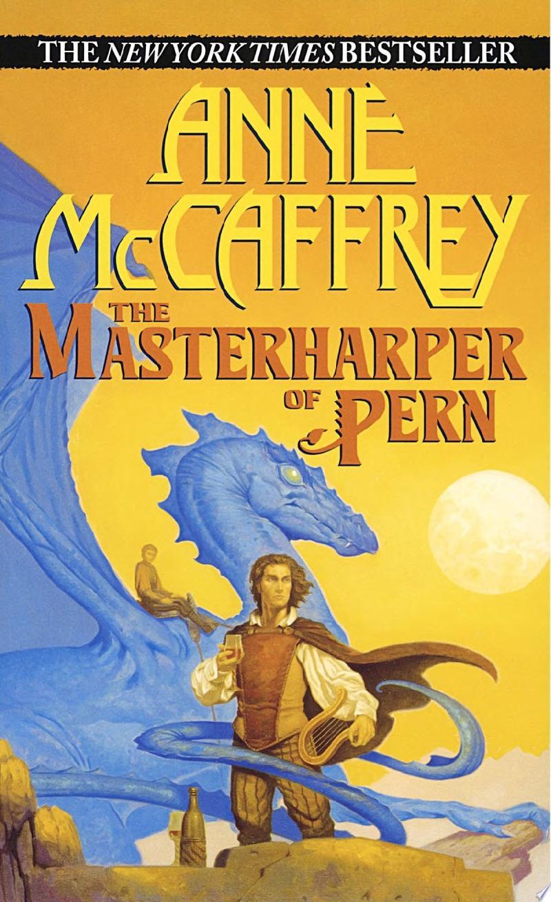 The Masterharper of Pern banner backdrop