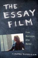 Pdf The Essay Film