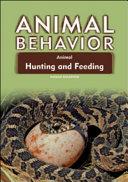 Animal Hunting and Feeding