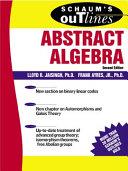 Schaum s Outline of Abstract Algebra