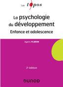 Pdf La psychologie du développement - 2 éd Telecharger