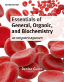 Essentials of General  Organic  and Biochemistry Book