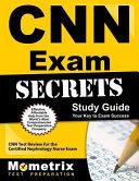 Cnn Exam Secrets Study Guide