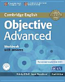 Objective Advanced. Workbook with Answers with Audio CD