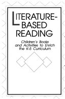 Literature-Based Reading: Children's Books and Activities to ...