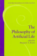 The philosophy of artificial life