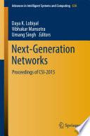 Next Generation Networks Book