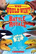 Who Would Win?: Battle Royale Pdf/ePub eBook